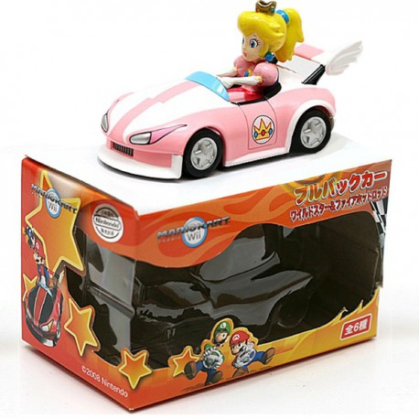 Mini-Car Peach