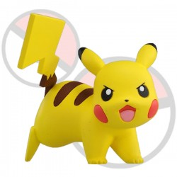 Pikachu Battle pose